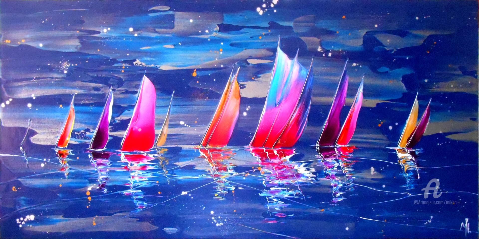 Mikha - Night regatta 16540