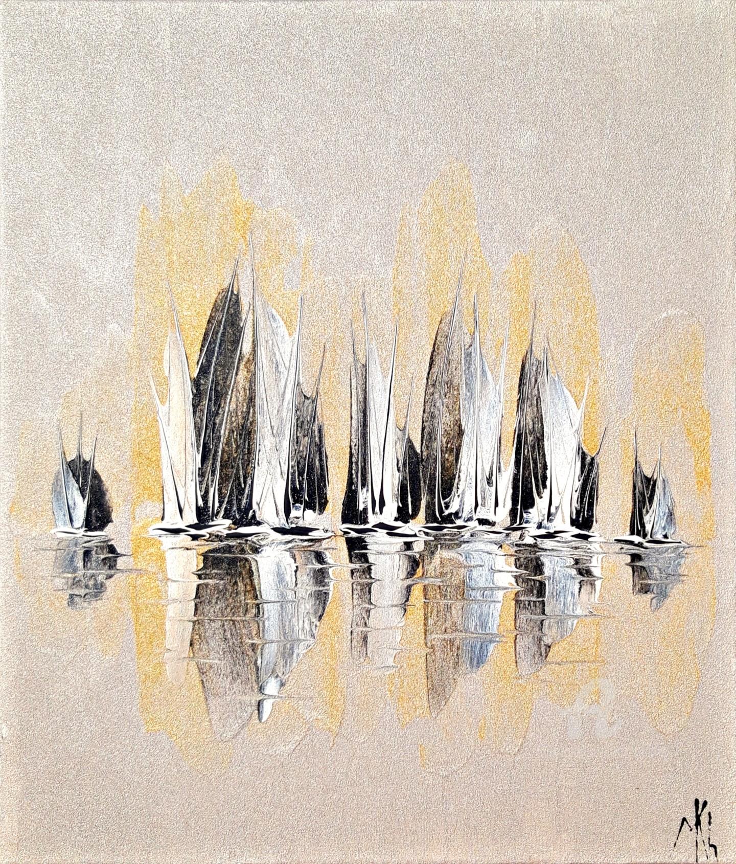 Mikha - Before the regatta