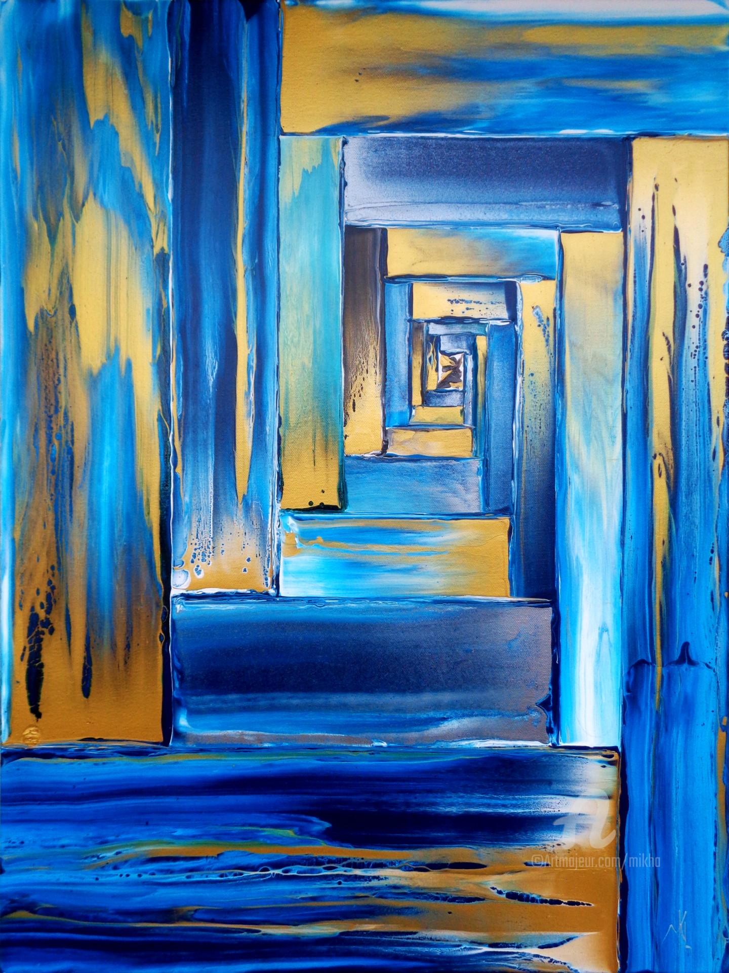 Mikha - Stairway to... Porte Dorée