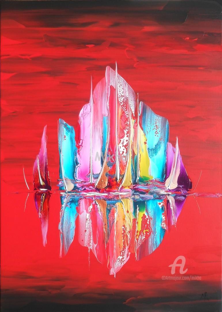Mikha - Regatta in red