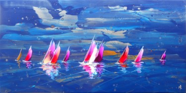 Regatta in blue 16987