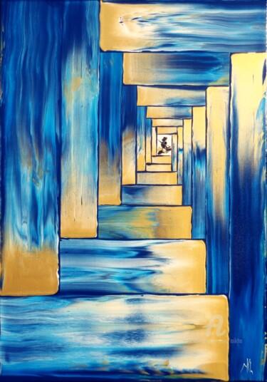 Porte dorée (stairway to...)