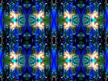 Mandala - Les palmiers de Vintimille