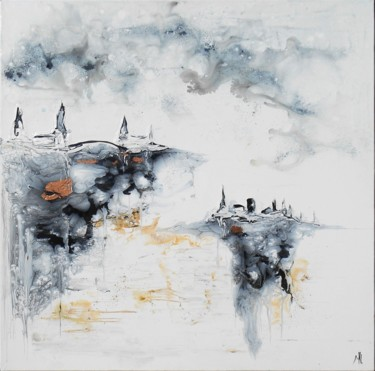 Paysage suspendu. Hanging landscape. Réf. 3587