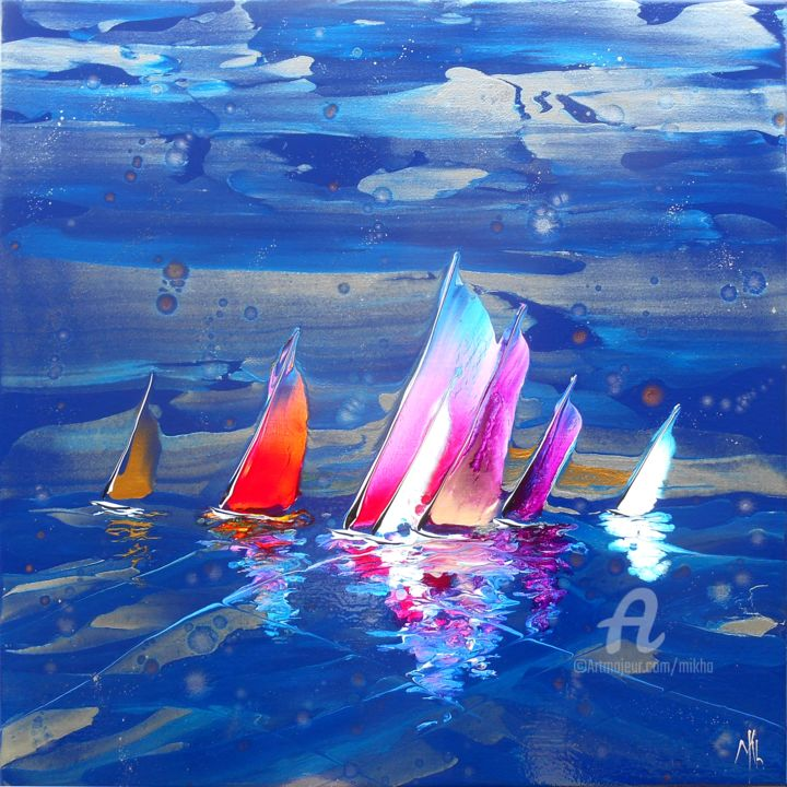 Mikha - Regatta in blue 16992