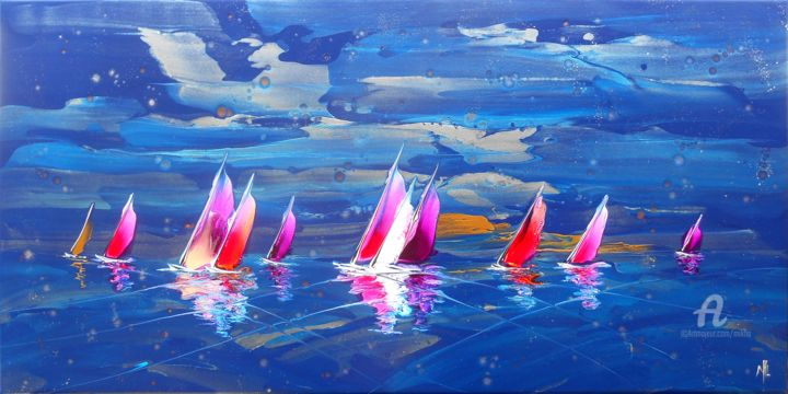 Mikha - Regatta in blue 16987